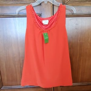 NWT Kate Spade Betty Top size S